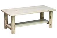 Montana Coffee Table with Shelf