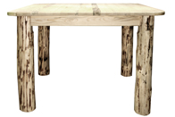 Montana  Square Dining Table