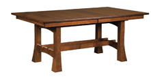 Jackson Trestle Dining Table