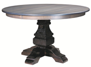 Kendrick Pedestal Dining Table
