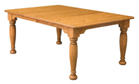 Bellville Legged Dining Table