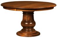 Camrose Pedestal Dining Table