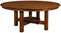Conner Trestle Dining Table