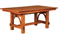 Ellis Trestle Dining Table