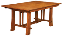 Grant Trestle Dining Table