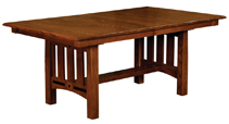 Lavega Trestle Dining Table