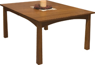 Legged Modesto Dining Table
