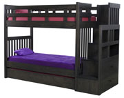 Kingston Bunk Bed with Trundel