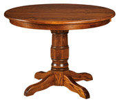 Preston Single Pedestal Table