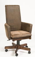 Bradbury Desk Chair with Caswell Lift