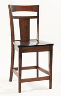 Livingston Stationary Bar Stool