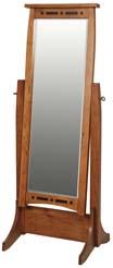Boulder Creek Cheval Mirror