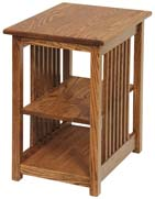 McCarty Mission End Table