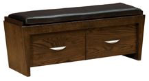 North Avenue Deluxe Dressing Bench