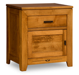 "Addison 30"" 1 Drawer 1 Door Nightstand"