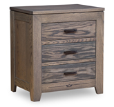 "Addison 30"" 3 Drawer Nightstand"