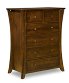 Caledonia 6 Drawer Chest
