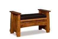 Colebrook Dressing Bench