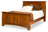 Colebrook Panel Bed