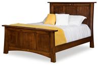 Mesa Panel Bed