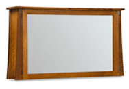 Modesto 2-Way TV Mirror