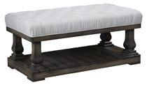 Imperial CoffeeTable with Cushion
