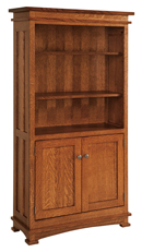 Kenwood SC-3665 Bookcase w/Doors