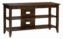 Bungalow Open TV Stand