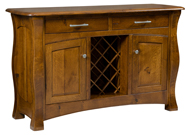 Reno Wine Rack Sideboard