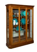 Latonia 3 Door Curio Cabinet
