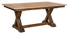 Knoxville Trestle Dining Table