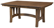Naperville Trestle Dining Table