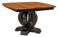 Saratoga Single Pedestal Dining Table