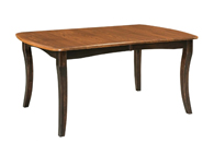 Canterbury Leg  Dining Table