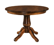 Easton Single Pedestal Dining Table