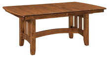 Galena Trestle Dining Table