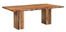 Rio Vista Trestle Dining Table