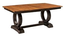 Saratoga Trestle Dining Table