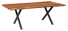 Xavier Trestle Dining Table