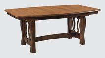 Cambria Trestle Table
