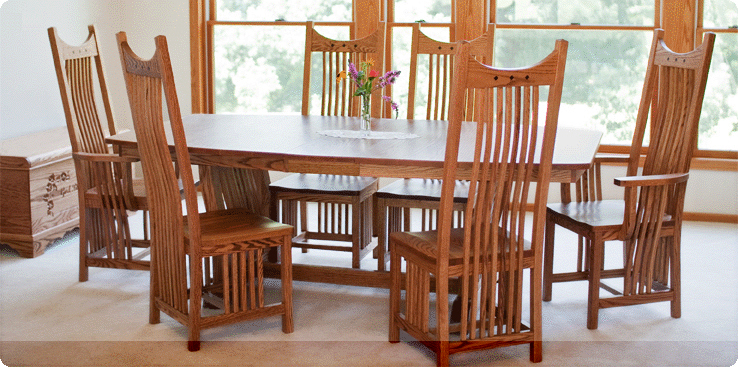 Amish Dining Room Furniture | Dining Furniture | Amish Furniture ...